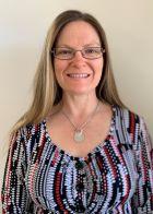 Administrative Assistant Jen Pierce
