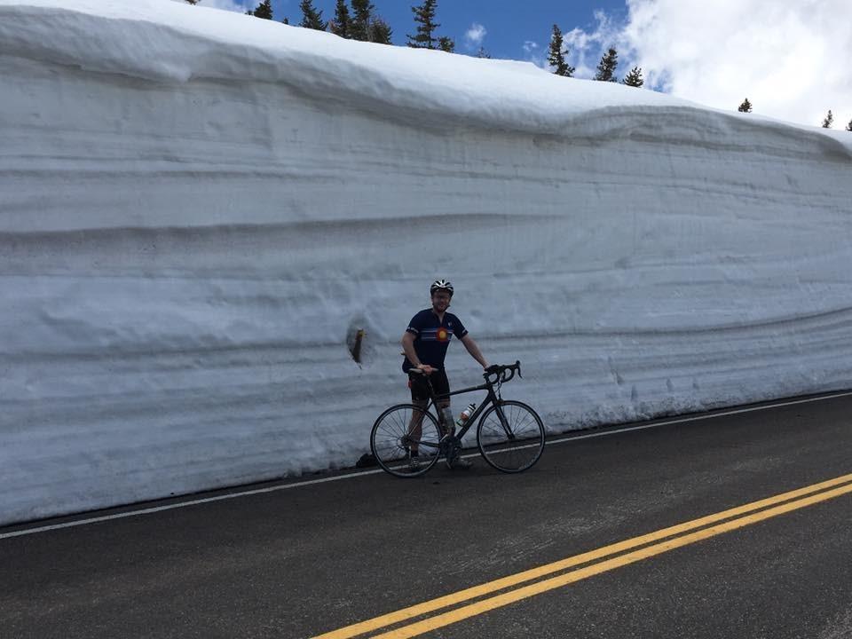Jeremy Zahler Biking