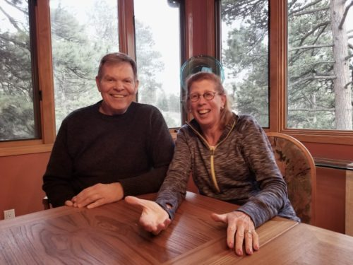 Keith and His Wife